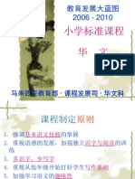 小学华文课程标准_KSSR
