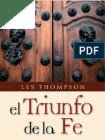 El Triunfo de la Fe
