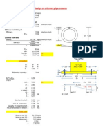 chimney/ring fdn. design