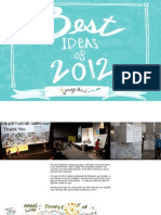 2012 Best Idea - EBriks Infotech
