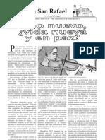 Boletín Informativo del 06/01/2013