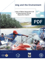 Boyd n Clayevaluation of Belize Aquaculture
