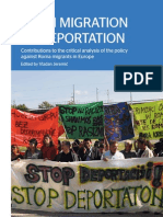 From Migration to Deportation. Contributions to the critical analysis of the policy against Roma migrants in Europe