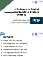 Master in GNSS ENAC Presentation