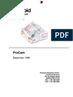 Polaroid ProCam Repair Manual