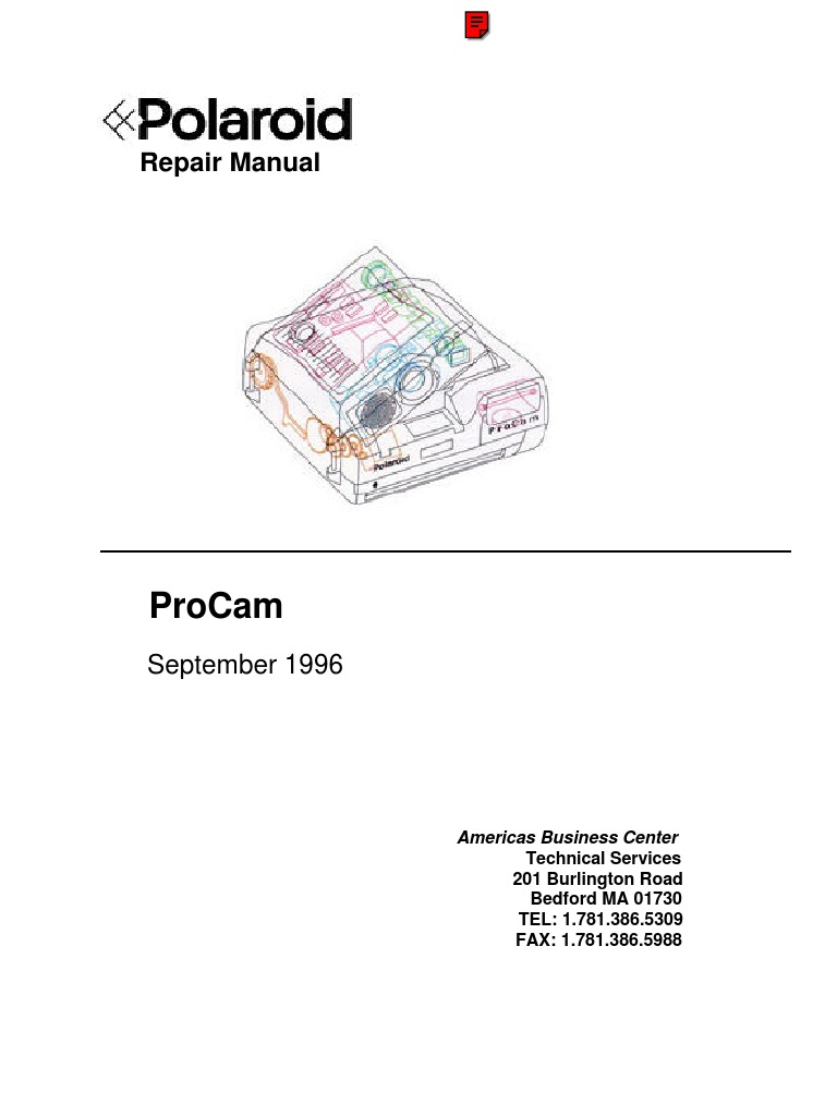 polaroid s10 manual