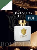 Catalogue Parfums