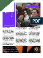 FCC January Newsletter
