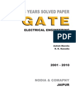 GATE Electrical - R K Kanodia
