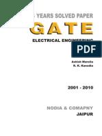 GATE Electrical - R K Kanodia