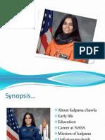 Kalpana Chawla Nasa Astronaut