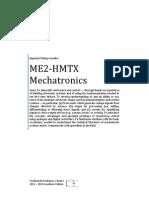 ME2-HMTX - Lecture Notes 2012