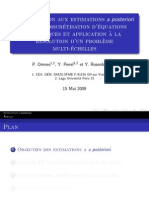 Presentation de Pascal Omnes Laga Et Cea 15 Mai 2009