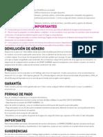 Catalogo Web 2010