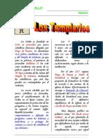 Libros - Los Templarios, Historia - eBook Spanish Feng Shui Metodo Pilates Esoterismo Revisionismo