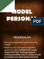 Model Personal