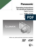 Manual Lumix Tz30
