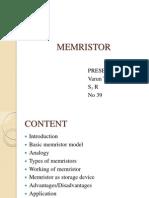memristor ppt