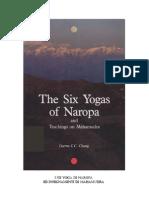6 Yoga Naropa e Insegnamenti Di Mahamudra