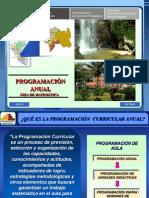 21- FEBRERO- 2010 PROGRAMACION