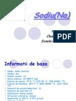 Sodiu(Na)