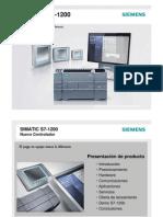 Presentaci¢n comercial S7-1200