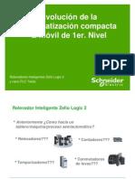 Evolución de la Automatización compacta & móvil de 1er. Nivel