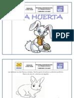 Fichas Proyecto Huerta Escolar