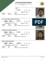 Peoria County inmates 01/09/13