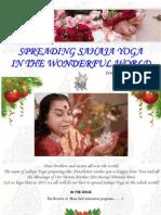 Spreading Sahaja Yoga 1 2013 6