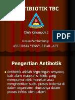 antibiotik tb