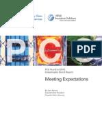 PCS Year-End 2012 Catastrophe Bond Report