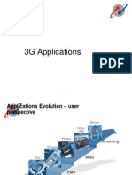 3G applications