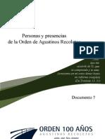 Comision Revitalizacion - 07 Personas y Presencias de La Orden