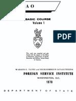 Lao Basic Course (FSI)