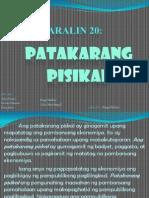 Patakarang Piskal