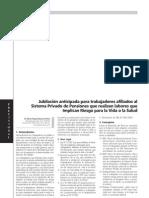 Derecho Previsional Peruano