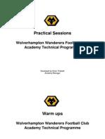 Soccer Technical Programme