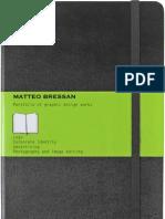 Matteo Bressan Portfolio 2010-2011