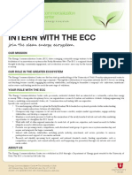 Intern With the ECC_Spring 2013