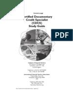 CDCS Study Guide