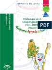 propuestadidáctica-PROGRAMA ESCOLAR APRENDE A SONREIR