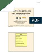 Diseño, comprobación y ejecución de uniones en estructuras de madera 2