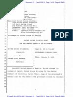 SEIU Tyrone Freeman's criminal trial
