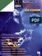 [TAB] John Petrucci's Wild Stringdom