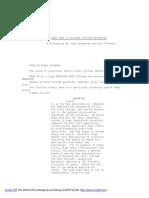 Sample Short FIlm Script22