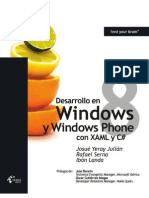 Desarrollo en Windows 8 y Windows Phone 8 con XAML y C# - VVAA - Krasis Press
