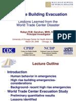High Rise Building Evacuation