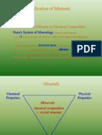 Mineral-mineral Silikat