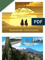 "Alps of Volcan - Chiriqui, Panama ""Overview"""